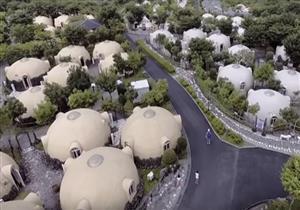 """اليابان تبتكر قرية """"مضادة للزلازل"""" - فيديو"""