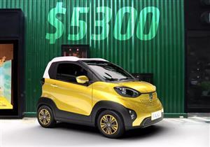 تعاون صيني مع جنرال موتورز لإنتاج أرخص سيارة كهربائية في العالم