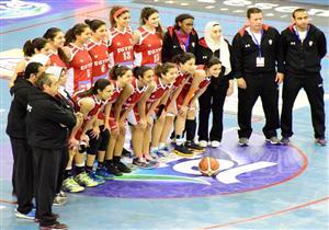 مصر تتوج بالبطولة العربية لكرة السلة سيدات على حساب تونس