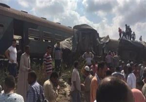رئيس الوزراء يوجه برعاية مصابي حادث تصادم قطارين بالإسكندرية