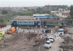 في واقعة قطاري الإسكندرية.. حبس 4 محصلين بقطار بورسعيد بتهمة التزوير والإهمال