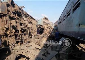 طعيمة لوزير النقل: حادث قطاري الإسكندرية قتل متعمد