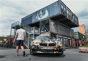 بالصور.. بي إم دبليو تكشف عن X2 قبل عرضها في فرانكفورت