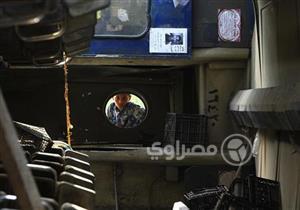 حادث قطار الإسكندرية بعين طفل (صورة اليوم)