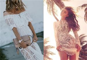 بالصور.. تعرفي على الفستان البوهيمي الأفضل للشاطئ