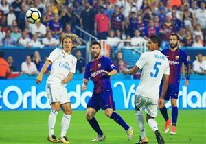 """تشكيل الكلاسيكو.. """"MS"""" يقود هجوم برشلونة.. ورونالدو بديلا في ريال مدريد"""