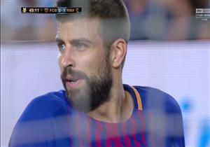 هدف ريال مدريد الأول في شباك برشلونة.. بيكيه يسجل في مرماه