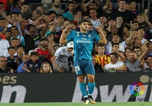هدف ريال مدريد الثالث أمام برشلونة