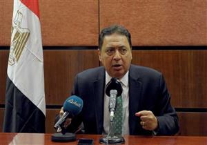 وزير الصحة يبحث مع سفير الأردن بالقاهرة التعاون في مجال الدواء