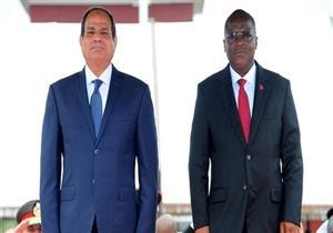 ننشر نص كلمة السيسي في المؤتمر المشترك مع الرئيس التنزاني