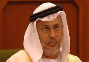 """أنور قرقاش: موقف قطر """"مكابر"""" وعليها إدراك أن الحل في الرياض"""