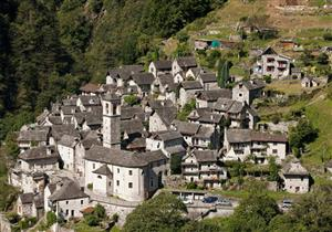 قرية سويسرية تتحول إلى فندق.. كيف ذلك؟