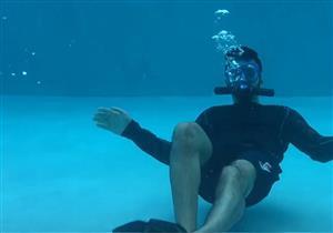 """بالفيديو - """"تريتون"""".. جهاز يجعلك تتنفس تحت الماء دون أن تغرق"""