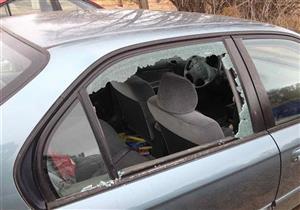 """تحذير.. اللصوص يستخدمون """"قطع السيراميك"""" لسرقة السيارات"""