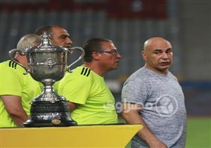 بعدسة مصراوي.. لقطات لم ترها في تتويج الاهلي بالكأس وخسارة المصري
