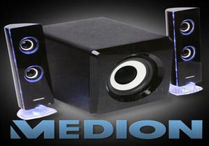 نظام صوتي جديد بمؤثرات ضوئية من ميديون