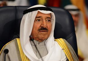 أمير الكويت يستقبل وزير الخارجية القطري
