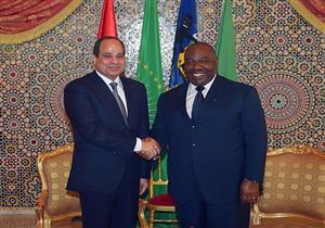 خلال استقبال السيسي.. رئيس الجابون يشيد باستعادة مصر دورها النشط في إفريقيا