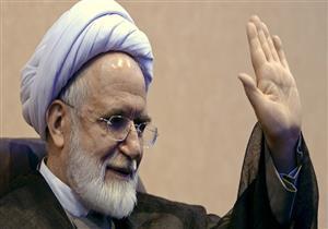 زعيم المعارضة الايرانية مهدي كروبي يبدأ اضرابا عن الطعام