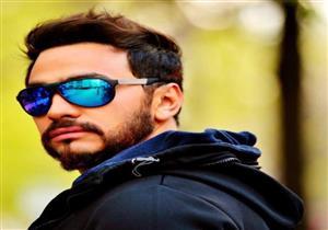 """تامر حسني تعليقًا على غناء عمرو دياب لبرج الحوت: """"هغني لبرج مراتي"""""""