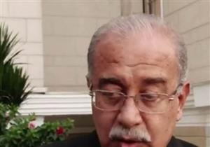 شريف إسماعيل: مشاركة القطاع الخاص في السكة الحديد أمر وارد