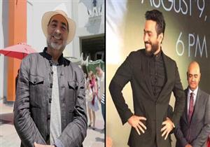 """""""سيد بدرية"""" بعد الهجوم عليه بسبب تامر حسني: """"أنا راجل كبير وعيب كده"""""""