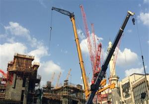 مجموعة شركات بن لادن تستأنف قريبا أعمال توسعة الحرم المكي
