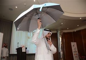 """""""مظلة مكة المكيفة"""".. ابتكار سعودي يقي ضيوف الرحمن من أشعة الشمس"""