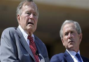 بوش الابن والأب يعلقان على تصريحات ترامب بشأن شارلوتسفيل