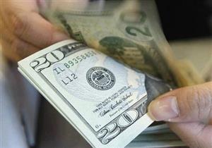 الدولار يتراجع أمام الجنيه في 10 بنوك خلال أسبوع