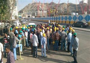 القوى العاملة: صرف مرتبات 3 شهور مستحقة للمصريين بمجموعة بن لادن السعودية