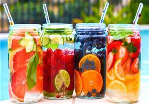 5 طرق لتحضير ديتوكس الماء لتقليل الوزن وطرد سموم الجسم تعرف عليهم