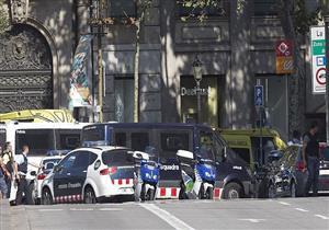 إصابة 7 بينهم ضابط شرطة في هجوم إرهابي في كامبريلس بأسبانيا