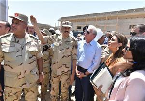 وزيرة الاستثمار: توزيع كليات جامعة الملك سلمان على 3 مدن بجنوب سيناء