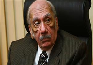 وصول جثمان محفوظ عبدالرحمن لمسجد الشرطة لأداء صلاة الجنازة