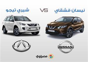 """مقارنة بين أكثر سيارتين """"SUV-C"""" مبيعًا بالسوق المصري  في 2017"""