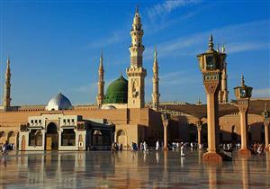 بالصور.. هكذا استعد المسجد النبوي لاستقبال الحجاج