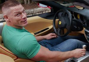 بالفيديو.. جون سينا يستعرض إحدى سياراته الخارقة عبر برنامجه الخاص