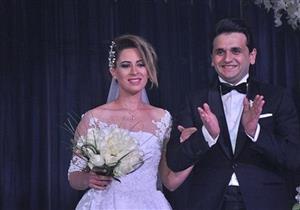 بالفيديو رقص ويزو يشعل زفاف مصطفى خاطر