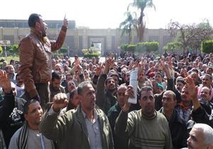 بعد تعليق إضراب المحلة.. العمال تحت رحمة تحقيق المطالب