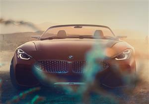 بالصور.. BMW تكشف عن ملامح سيارتها Z4 الجديدة لاستطلاع رأي الجمهور