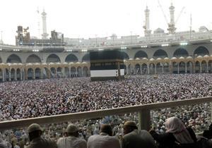 وصول أكثر من مليون حاج إلى السعودية بزيادة 25% عن العام الماضى