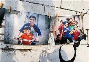 """المعرض الأول في الشتات الفلسطيني.. لمخيم """"عين الحلوة"""" وجه آخر (صور)"""