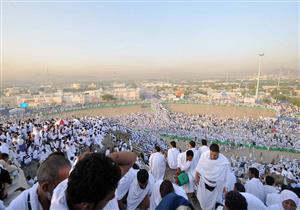 السعودية تعلن موعد وقوف الحجاج بعرفات