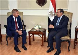 وزير البترول يبحث مع ديا الألمانية وبتروناس الماليزية مشروعاتهما بمصر