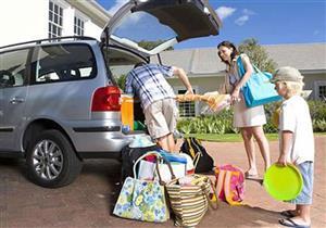 للمسافرين في العيد.. هذه أفضل طريقة لترتيب صندوق السيارة