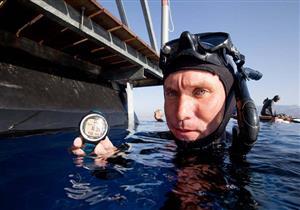 """دهب تفتقد """"ستيف"""".. مصراوي يتتبع خطى الغواص الأيرلندي الشجاع"""