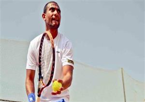 صفوت بطل التنس المصري: اسعي لتشريف مصر ببطولة أمريكا المفتوحة