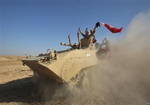 """خريطة عسكرية تظهر تقدم القوات العراقية في """"تلعفر"""""""