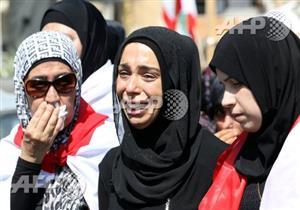 صورة وخبر: تشييع جثمان جندي لبناني